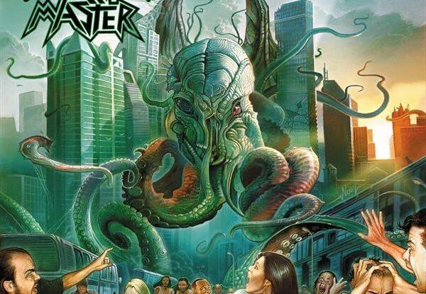 "Axemaster : ""Crawling Chaos"" CD November 24th 2017 Pure Steel Records."