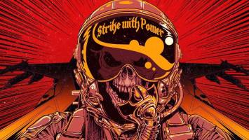 "Bornagain : ""Strike With Power"" CD 2017 Massacre Records."