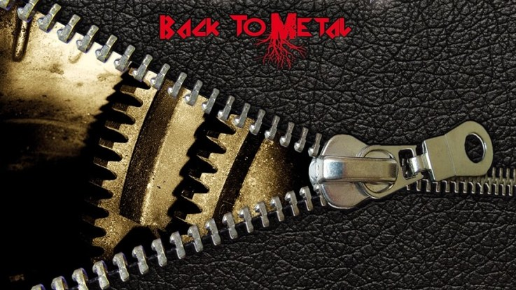 """Metalized :""""Back To Metal"""" MCD 13th April 2017 Rock CD Records."""