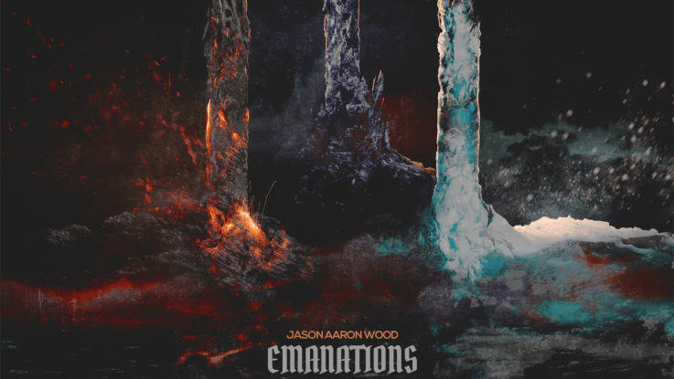 "Jason Aaron Wood : ""Emanations"" CD & Digital 6th November 2017 self release."