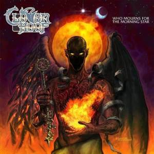 """Cloven Hoof : """"Who mourns for the mourning star"""" CD & LP  21st April 2017 High Roller Records."""