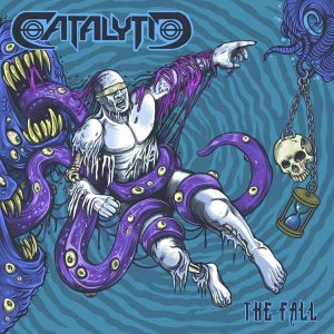 "Catalytic : ""The Fall"" CD self release."