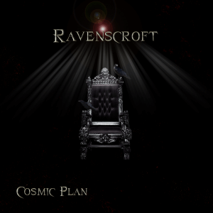 "Ravenscroft : ""Cosmic Plan"" CD  & Digital self release."