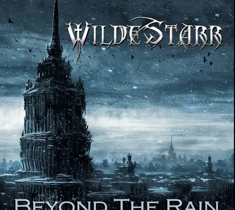 "Wildestarr : ""Beyond The Rain"" CD 8th December 2017 Scarlet Records."