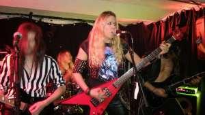 Furies live au T'es Rock Coco bar Angers le 9 Décembre 2017 photo @Xavier.
