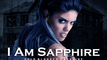 "Cold Blooded : ""I Am Sapphire"" November 15th 2017."