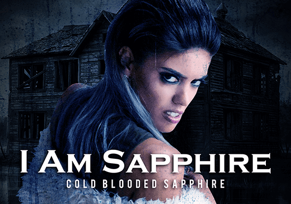 """Cold Blooded : """"I Am Sapphire"""" November 15th 2017."""