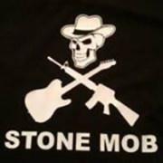 """Stone Mob : """"self titled"""" CD 2017 ."""