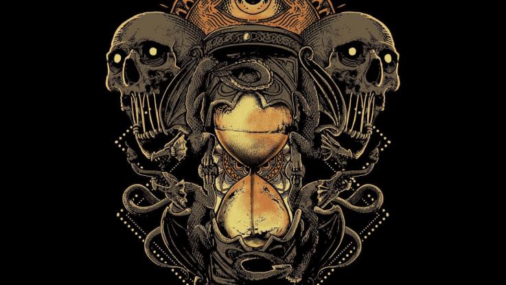 """Eternal Grey : """"As Above, So Below"""" CD 16th December 2017 Self release."""