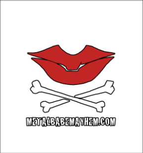 Metal Babe Mayhem is Rock Journalist Alison Cohen with a clothing line reviewing and interviewing music related artists