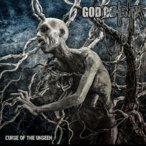 God Dementia : 'Curse if the Unseen' CD February 2018 Self Release.