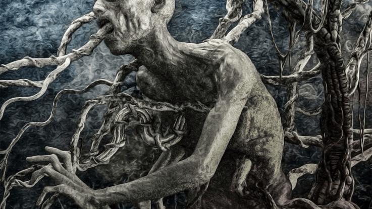 God Dementia : 'Curse of the Unseen' CD February 2018 Self Release.