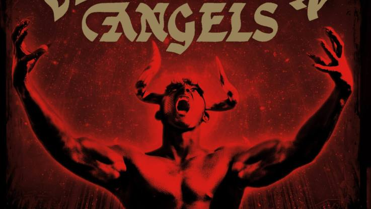 "Desolation Angels : ""King"" CD February 23rd 2018 Dissonance Productions."