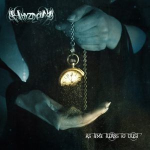 "Whyzdom : ""As Time Turns To Dust"" Digipack CD 6th April 2018 Scarlet Records ."