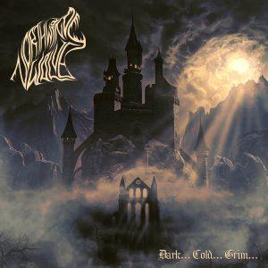 "Northwind Wolves : ""Dark...Cold...Grim"" CD February 2018 Black Lion Records."