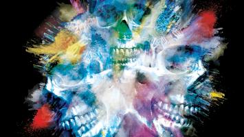 "Meka Nism : ""The War Inside"" CD & LP & Digital 10th May 2018 Self Release."