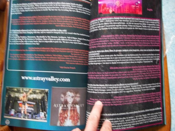 ©The Metal Mag Nº18 with Astaray