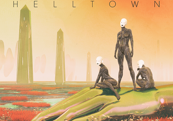 "Electric-Citizen : ""HellTown"" CD & LP & Digital 28th September 2018 RidingEasy Records ."