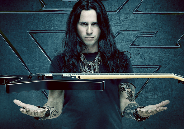 """Gus G : """"Fearless"""" CD & LP 20th April 2018 AFM Records."""