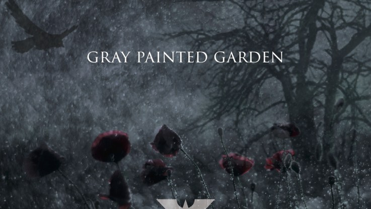 """INIRA : """"Gray Painted Garden"""" CD & Digital 5th October 2018 Another Side Records / Metal Scrap Records Inc."""