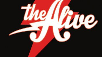 "The Alive :""We Are Rock and Roll"" Digital 7th September 2018 Eternal Sound Records."
