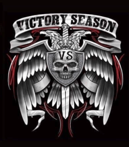 "Victory Season : ""Victory Season"" CD January 2019 Self Released."