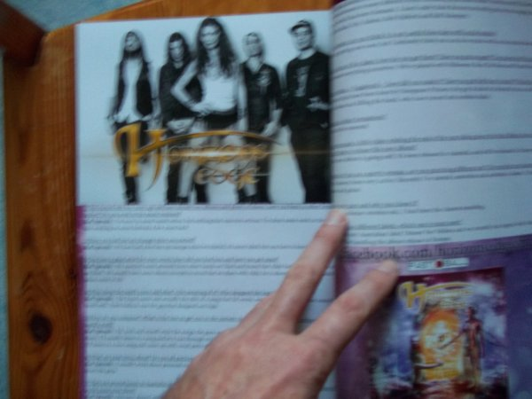 ©The Metal Mag N°26 with Horizons edge