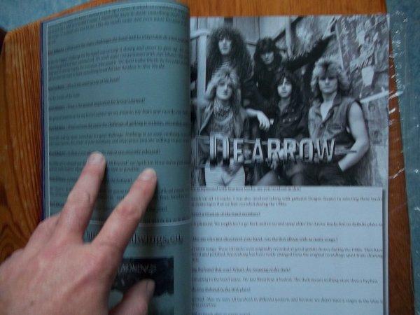 ©The Metal Mag N°26 with MetalWings and De-arrow