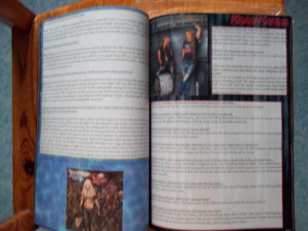 ©The Metal Mag N°24 with Doro and Krashkarma