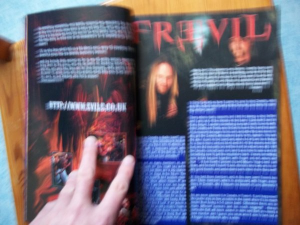 ©The Metal Mag N°1 with Freevil