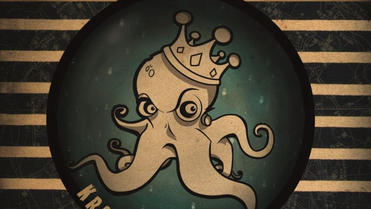 Octopus King : Kraken Escape