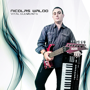 "Nicolas Waldo : ""Vital Elements"" CD 14th February 2019 Lion Music."