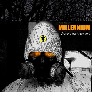 "Millenium : ""Supply and Demand"" CD 26th April 2019 Heaven & Hell Records."