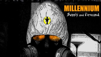 "Millennium : ""Supply and Demand"" CD 26th April 2019 Heaven & Hell Records."