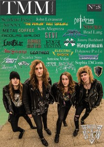 The Metal Mag N°28 March / April 2019