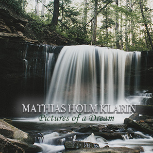 """Mathias Holm Klarin : """"Pictures of a Dream"""" CD & Digital 23rd May 2019 Lion Music."""