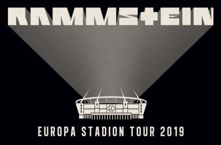 Rammstein Live le 10 juillet 2019 Stade Baudouin Bruxelles Belgique