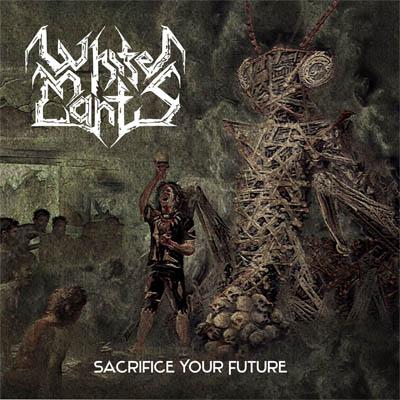 "White Mantis : ""Sacrifice Your Future"" CD 13th September 2019 Iron Shield Records."