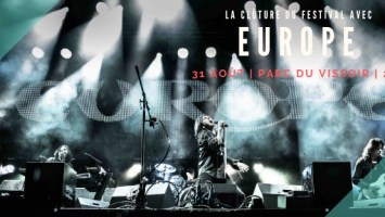 Europe live Trélazé 31 Août 2019 France.