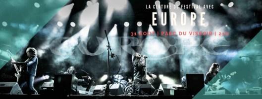 Europe live Trélazé 31 Août 2019 France.