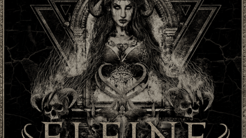 "Eleine : ""All Shall Burn"" Digital & LP 22nd November 2019 Black Lodge ."