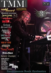 The Metal Mag N°31 September - October 2019.