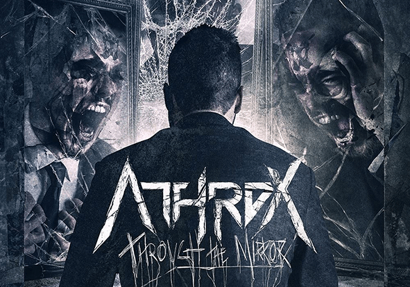 "Athrox : ""Through The Mirror"" CD & Digital 9th November 2018 Revalve Records."