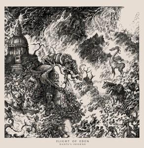 "Flight Of Eden : ""Dante's Inferno"" Digital 9th April 2020 Self Released."