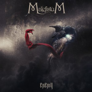 "Malefistum : ""Enemy"" CD 15th May 2020 Fastball Music."