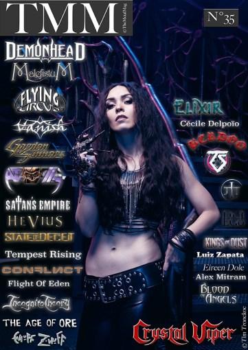 ©The Metal Mag N°35 March 2020