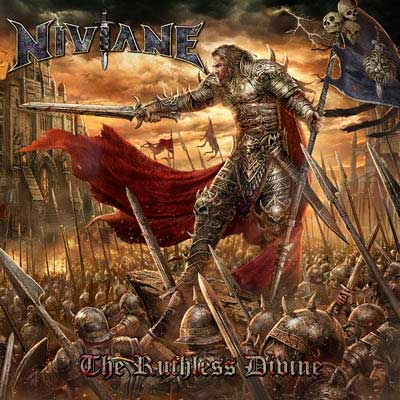 """Niviane : """"The Ruthless Divine"""" CD 30th October 2020 Pure Steel Records."""