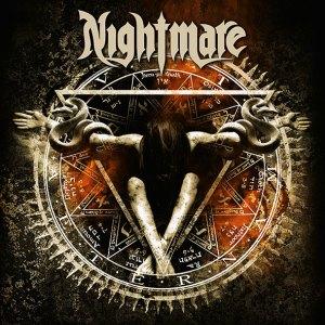 """NIghtmare : """"Aeternam"""" CD 2nd October 2020 AFM Records."""
