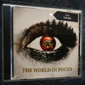 "Mile : ""The World in Focus"" CD January 2018 Self Released."