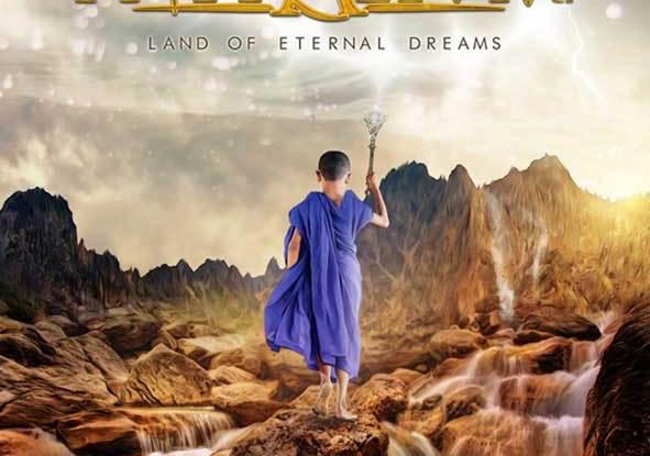 "Astralium : ""Land Of Eternal Dreams "" Digital & CD 23rd August 2019 Rockshots Records."